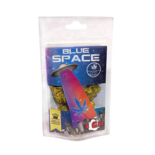 Fiori di Cbd – BLUE SPACE – 1,5 gr./3 gr. – CBD 7 – THC <0,52%  - LEGAL WEED