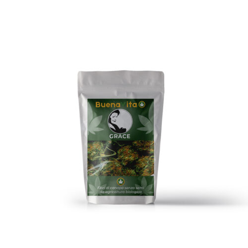 Cannabis Light – GRACE – CBD 12% – BUENAVITA