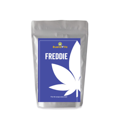 *****Cannabis Light – FREDDIE – CBD 14%- BUENAVITA