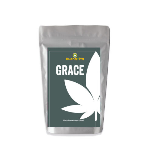 Cannabis Light – GRACE – CBD 12,2% – BUENAVITA
