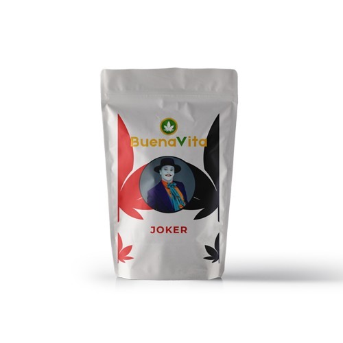 Cannabis Light JOKER, CBD 12% BuenaVita