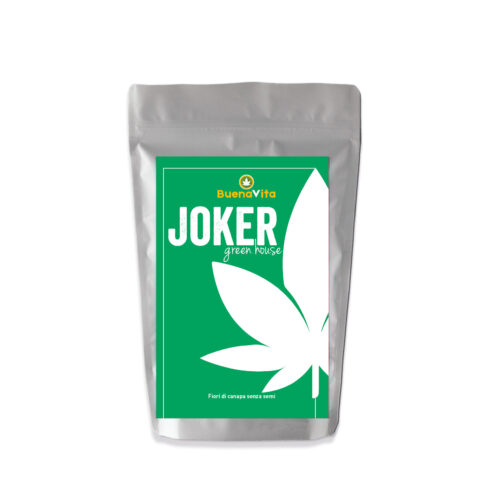 Cannabis Light JOKER, CBD 14% BuenaVita