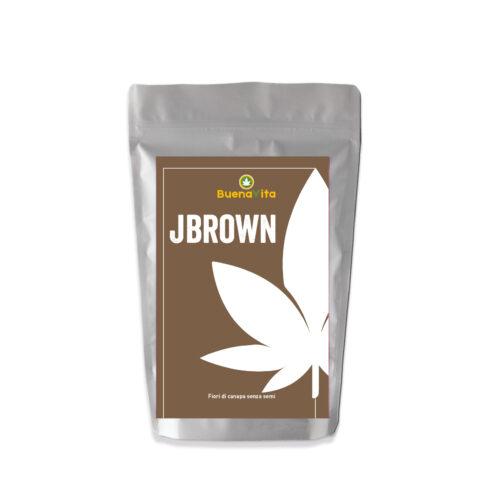 Fiori di Cbd – JBROWN- CBD 12,4% – BUENAVITA