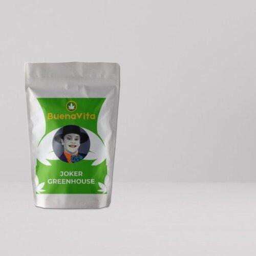 Fiori di Cbd – JOKER GREEN HOUSE-CBD 10.23%-THC<0.35% -BuenaVita