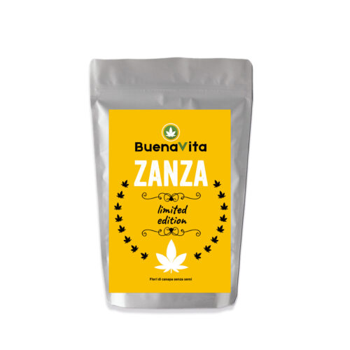 ***Cannabis Light – ZANZA – CBD14% – BUENAVITA