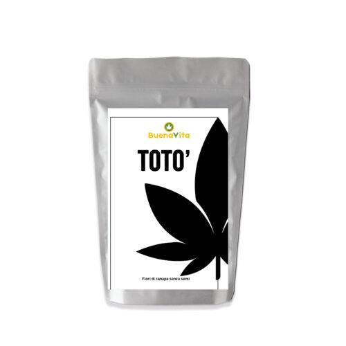 *****Cannabis Light – TOTO' – CBD 13% BuenaVita