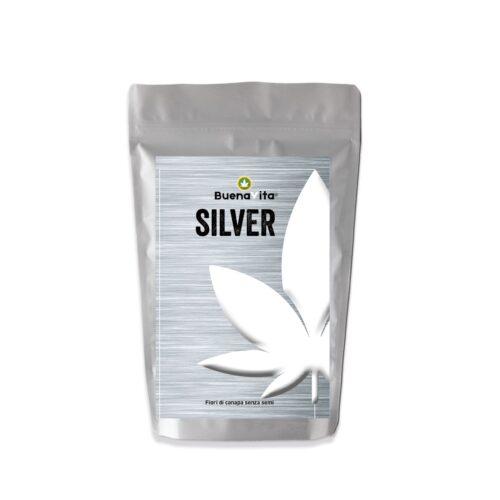 *****Cannabis Light – SILVER – CBD 14% – BUENAVITA