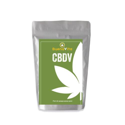 ***Cannabis Light – CBDV 8% – CBD 8%- BUENAVITA